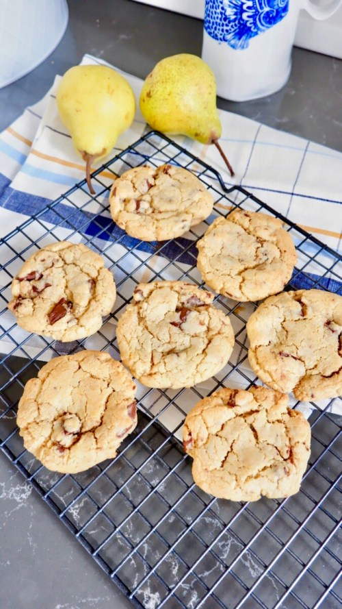 bread flour cookies