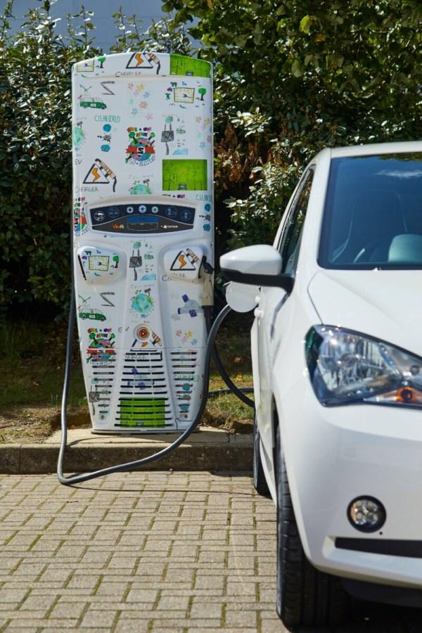 Seat mii electric car