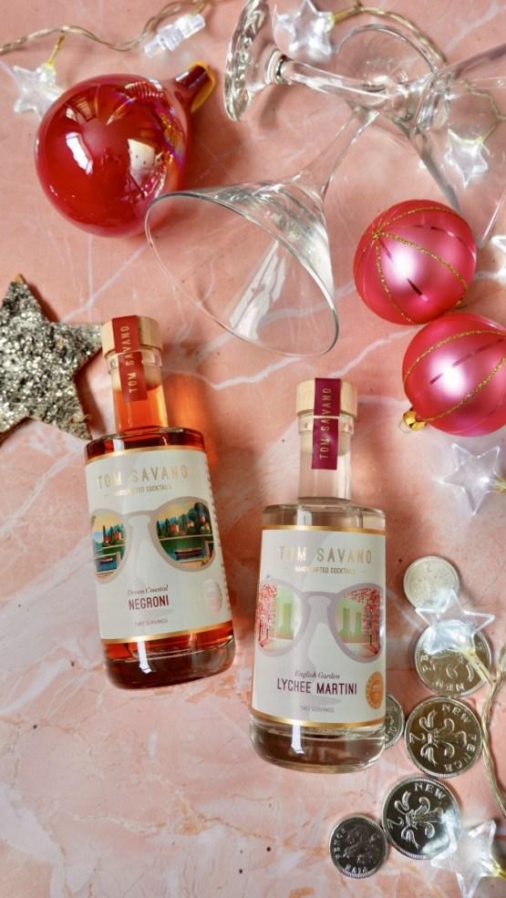 Tom Savano Cocktails