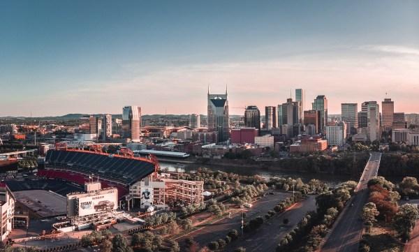 Nashville america city
