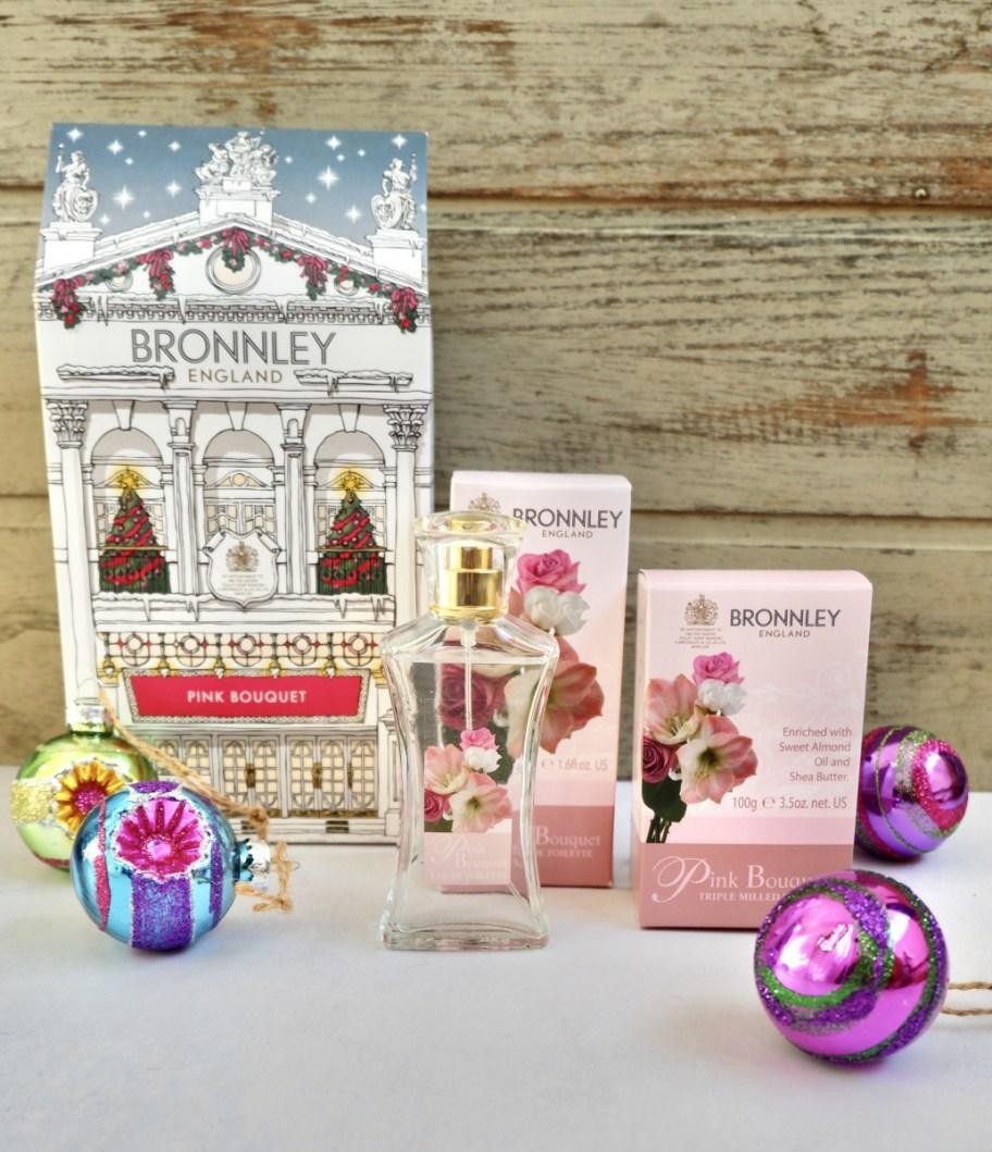 Win a Bronnley Rose Luxury Fragrance Gift Set