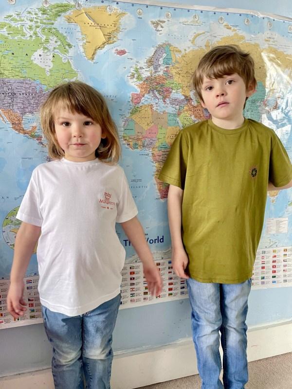 superstar kids apparel