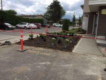 New Concrete Sidewalk Repair
