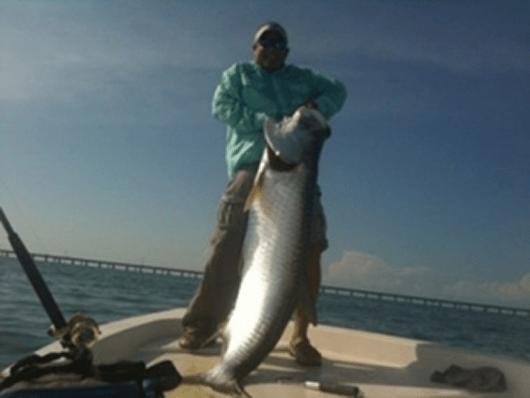 Tarpon fishing at its finest!