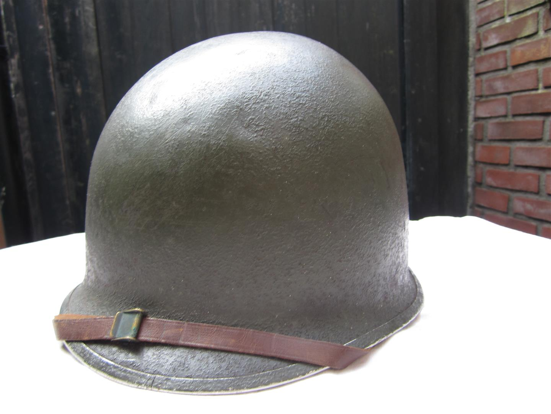 Captain Jacks Militaria  WW2 US M1 Helmet Complete