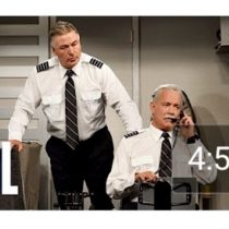 "I love this! Saturday Night Live did this ""Sully"" skit with Tom Hanks and Alec Baldwin. It is especially ironic because Tom Hanks (with producer Clint Eastwood) did an excellent job portraying the real Captain Chesley Sullenberger in the movie ""Sully – Miracle on the Hudson"" and yet this is a parody about that very subject!"