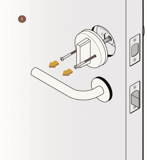 small resolution of august smart lock installation