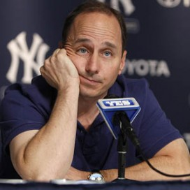 Image result for brian cashman yankees