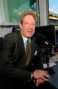 Apparently, John Sterling does have a monitor.