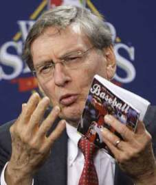 Is Bud Selig ready to throw the book at Arod?