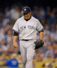 Kuroda has helped pump up the struggling Yankees (Photo: AP).