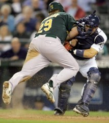 MLB is on the verge of banning collisions at home plate.