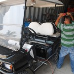 Club Car Golf Cart Service