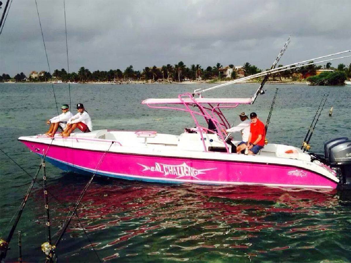 28ft Wahoo Custom Boats