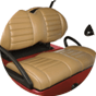 Onward Golf Cart Premium Seats