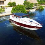38ft Custom Blue Fin with Twin 250 HP Engines