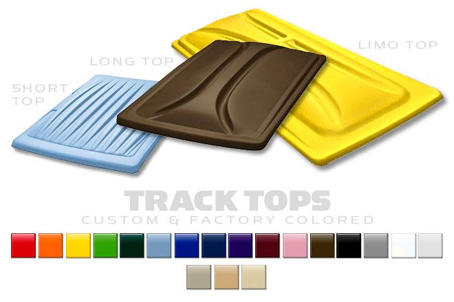 Golf Cart Track Tops