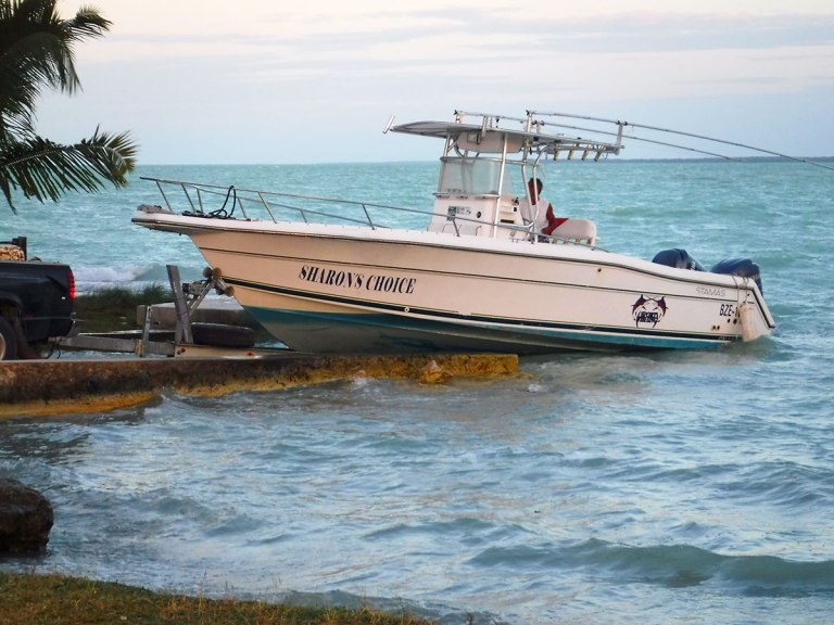 Used Stamas 29ft Boat