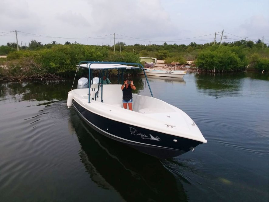 Wahoo 30ft Customized Boat for Henry Lopez
