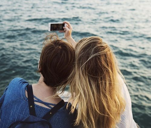 Clever Instagram Captions for Selfie