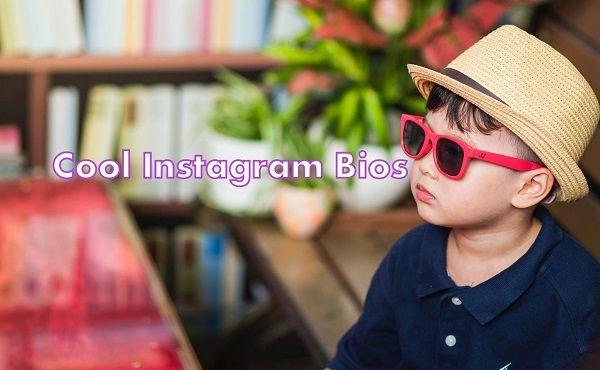 List 200 Cool, Funny, Stylish Instagram Bios for Boys, Girls (Swag, Attitude, Cute & Creative Bio Ideas):bios