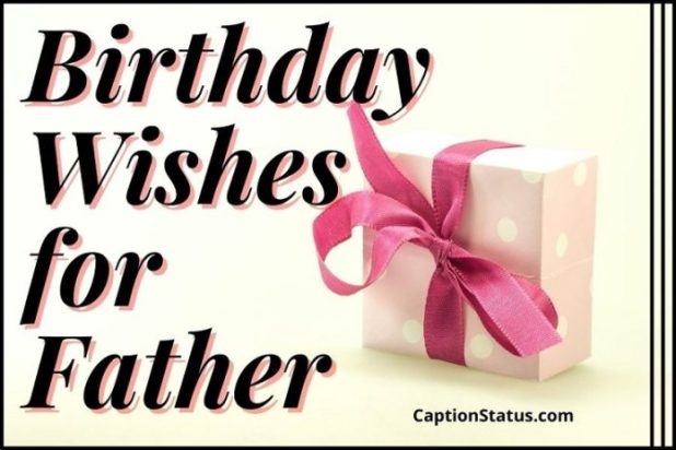 Birthday Wishes for Father- Feature Image