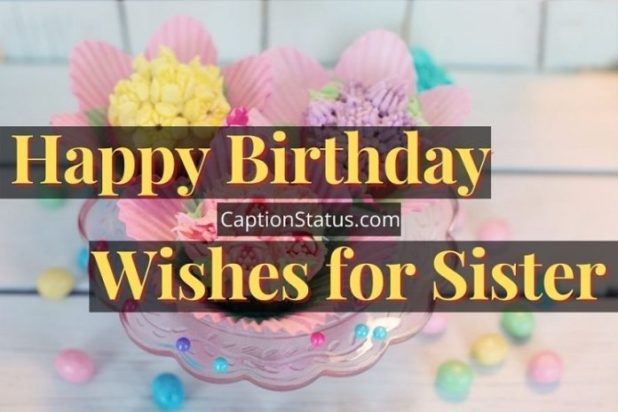 Happy Birthday Wishes for Sister- Fearure Image