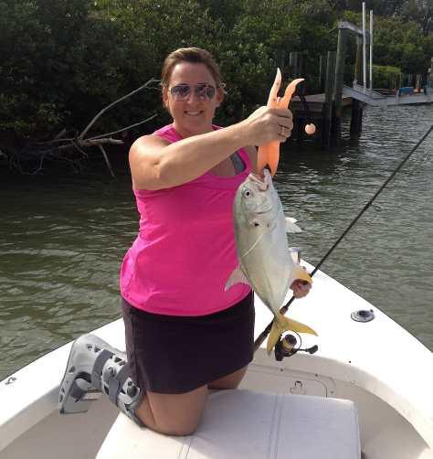 Jack, 11-29-13, Mangroves, Sanibel & Captiva Islands & Fort Myers Charters & Fishing Guide Service.