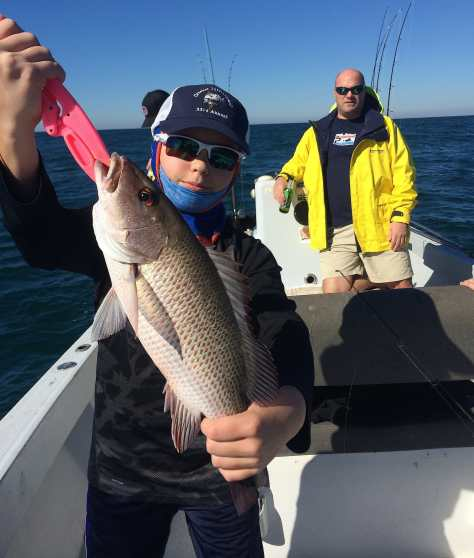 Big Snapper, Offshore, 12-13-14, Sanibel Fishing & Captiva Fishing & Fort Myers Fishing Charters & Guide Service.