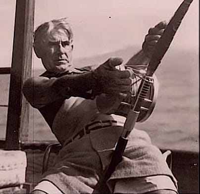 Zane Grey, Courtesy Of WGCU, Tarpon Fishing, History Of Tarpon Fishing, Sanibel Fishing & Captiva Fishing & Fort Myers Fishing Charters & Guide Service.