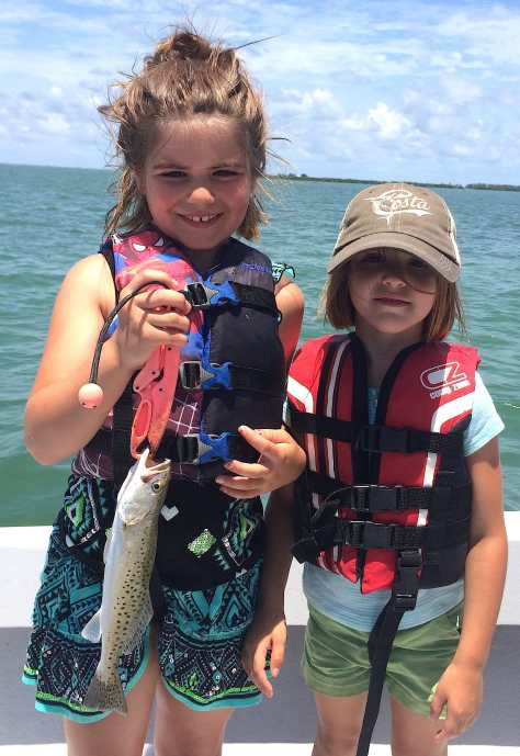 Sanibel Fishing & Captiva Fishing, SeaTrout, Grass Flats ~ File Photo, Sunday, May 14.