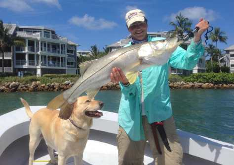 Redfish Pass, South Seas Resort, Charlie, Hank & Snook, Sanibel Fishing & Captiva Fishing, Saturday, March 3, 2018, [File Photo: Saturday, 11-21-15].