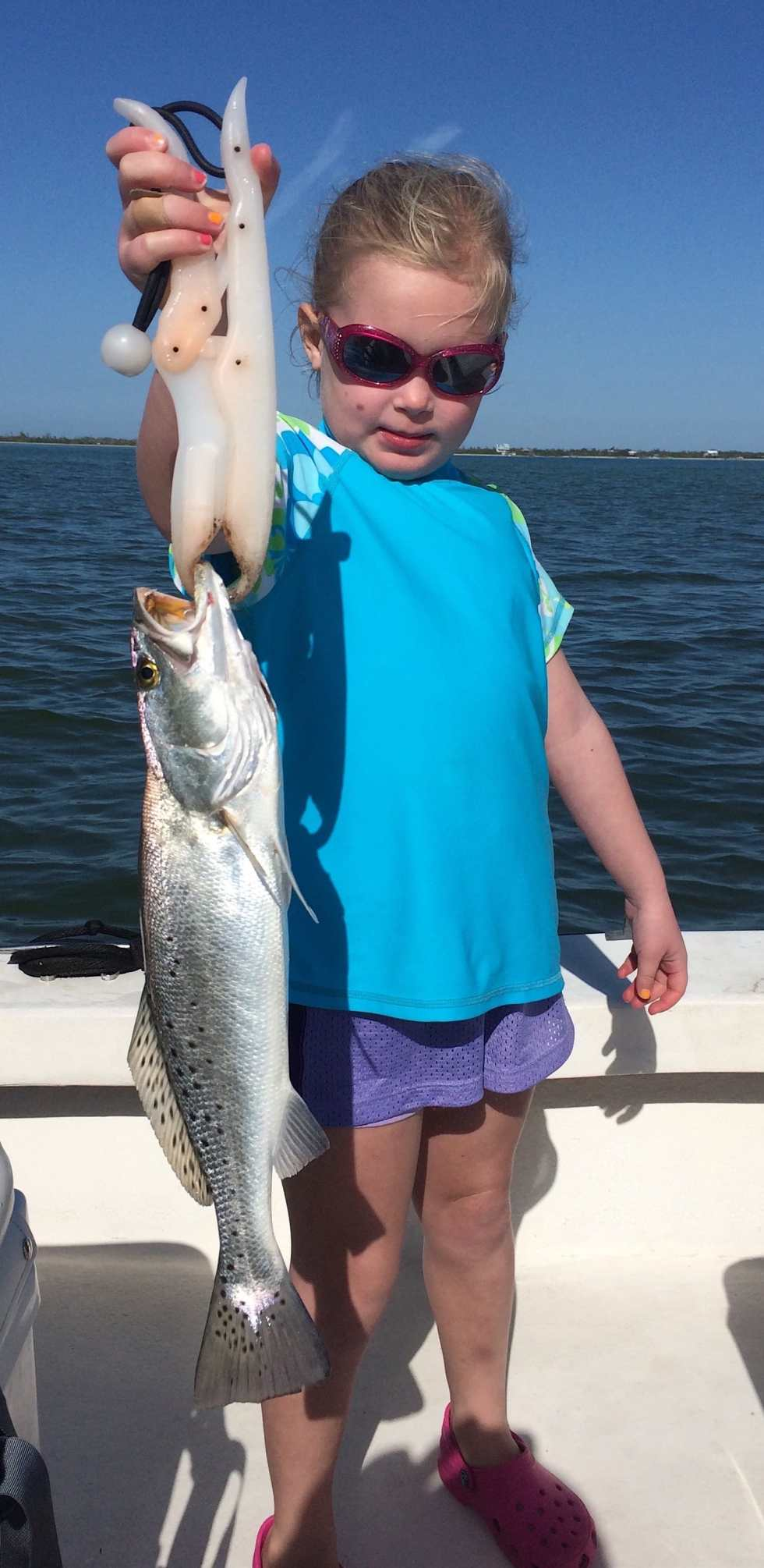 Sea Trout, Grass Flats, Sanibel Fishing & Captiva Fishing, Tuesday, 2-23-16 ~ #Sanibel #Captiva.