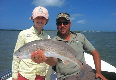 Redfish, Sanibel Fishing & Captiva Fishing, Saturday, August 6, 2016.