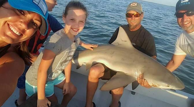 Captiva Fishing, Bull Shark, March 30, 2017