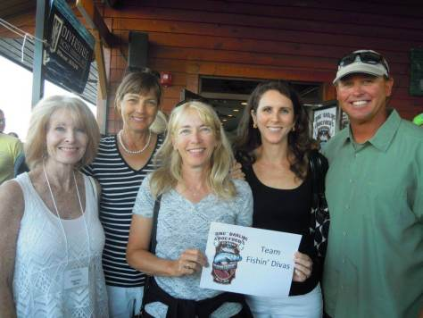 "Fishin' Divas 2016 Team: 6th Annual ""Ding"" Darling & Doc Ford's Tarpon Tournament Will Be Friday, May 19, Captiva Island, Sanibel Fishing & Captiva Fishing, Sanibel Island,"