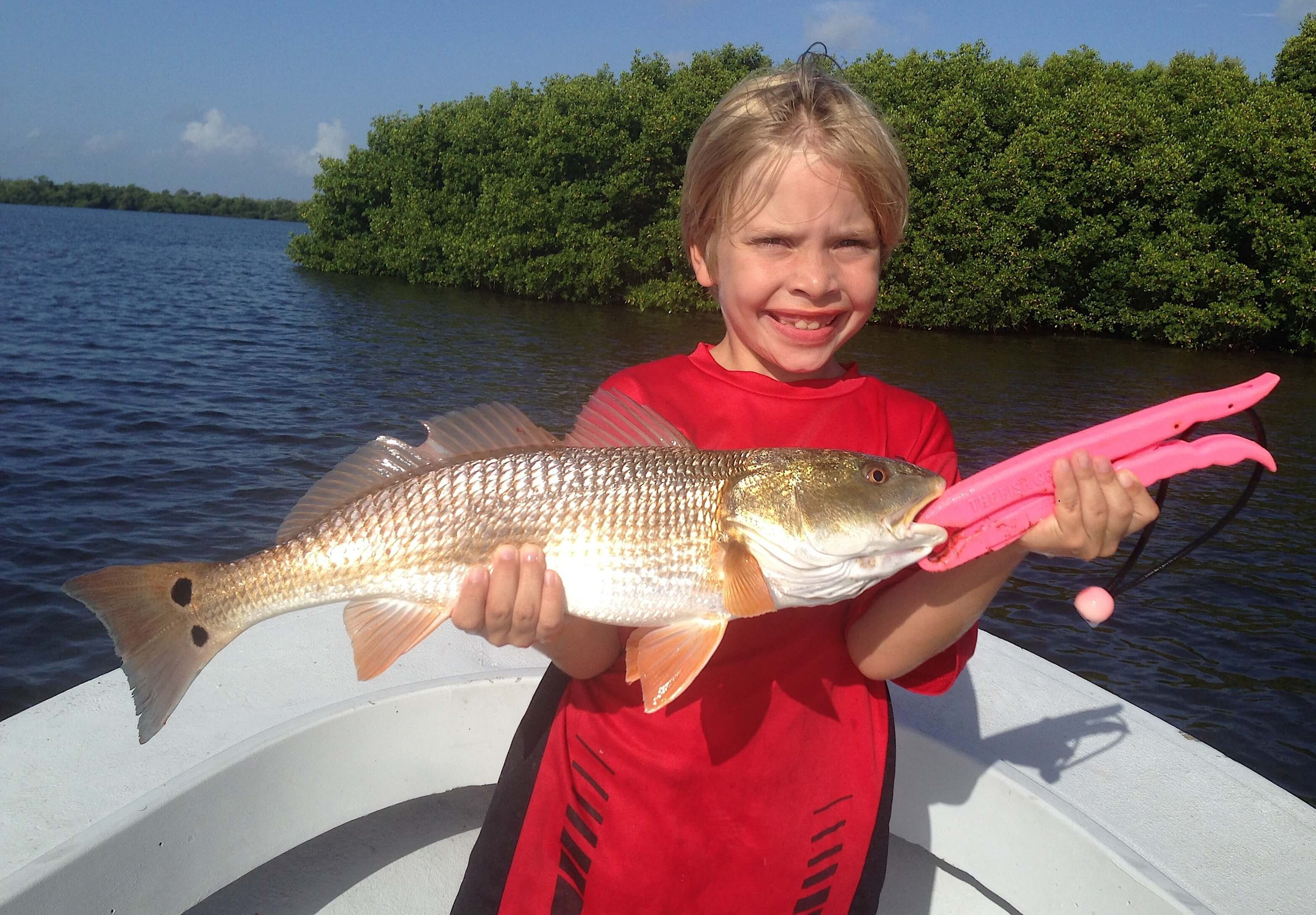Captiva Fishing, Redfish! - Captiva Fishing Report