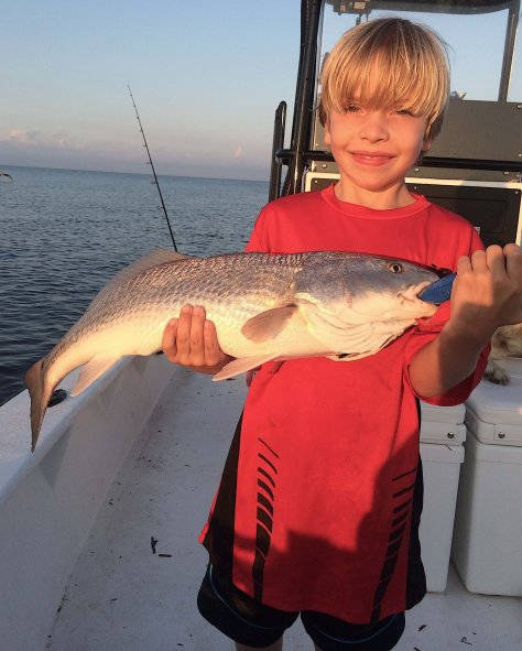 Redfish, Sanibel Fishing & Captiva Fishing, Sanibel Island, Monday, September 25, 2017.