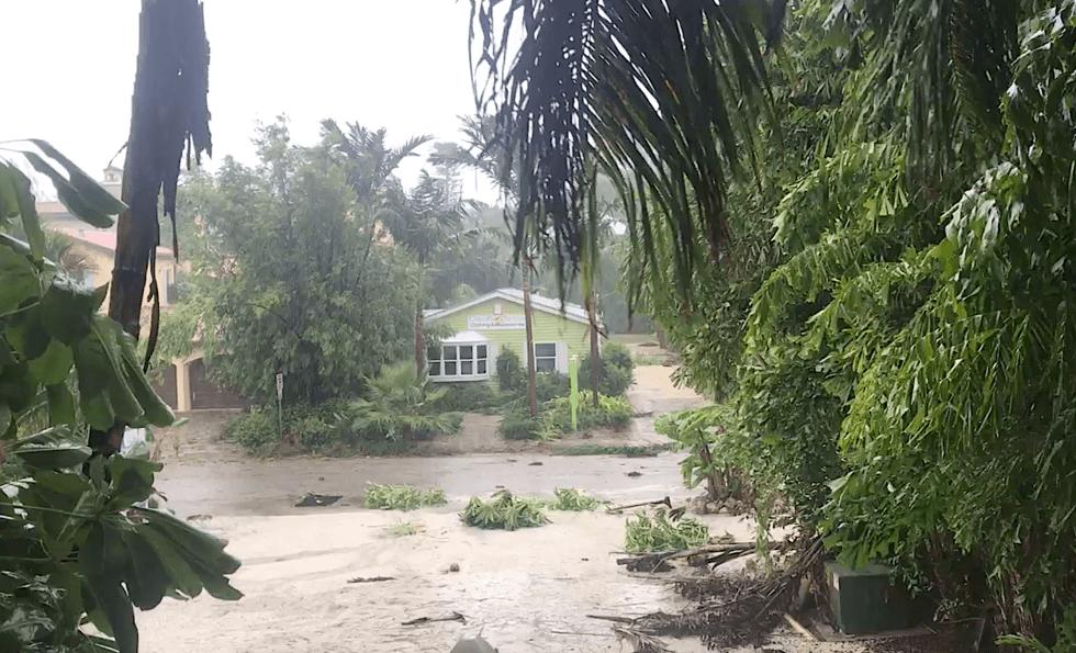 Hurricane Irma, Captiva Village, We Dodged A Bullet, About 6:30 AM E, Hurricane Irma, Sanibel & Captiva, Update, September 11, 2017.