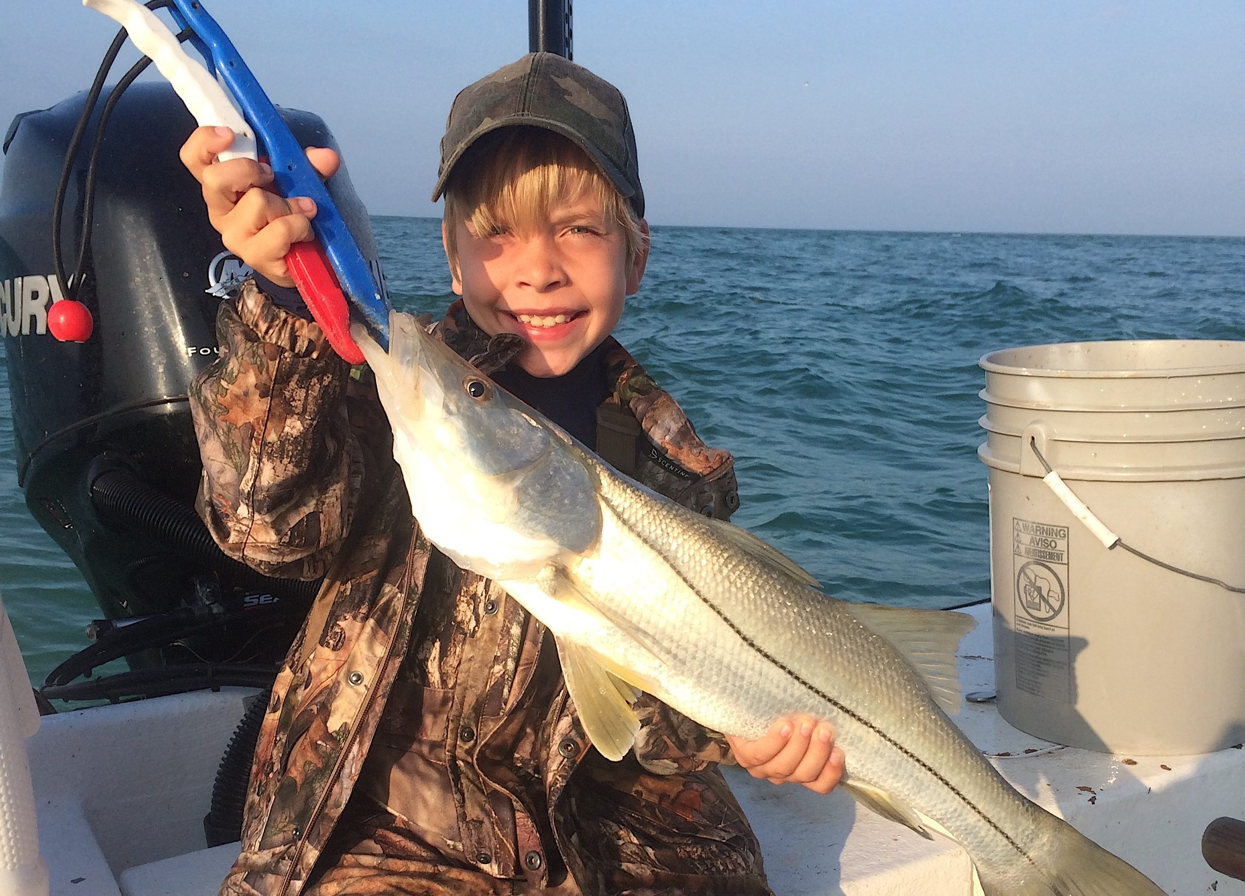 Captiva Fishing, Snook!