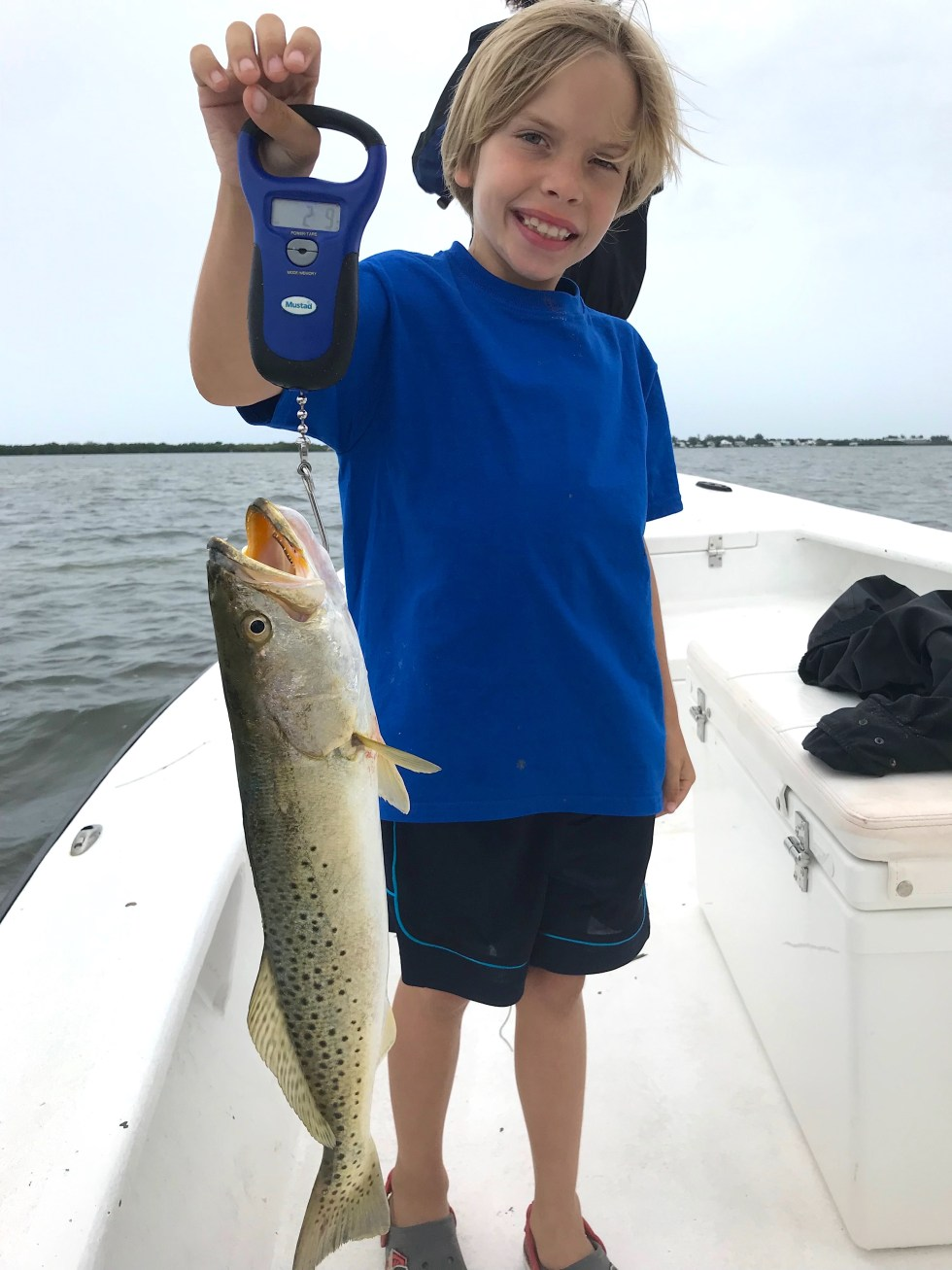 SeaTrout, Catch & Release, Sanibel Island Fishing Charters & Captiva Island Fishing Charters, Sanibel Island, Tuesday, May 29, 2018.