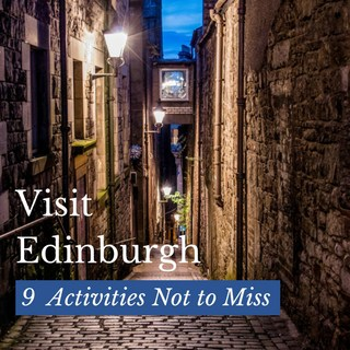 Visit Edinburgh with Kids: 9 budget friendly activities for your family to enjoy. Visit Edinburgh for a day or a week and keep it affordable. The guide will show you how! #Visit Scotland #VisitEdinburgh #Scotland #TravelwithKids