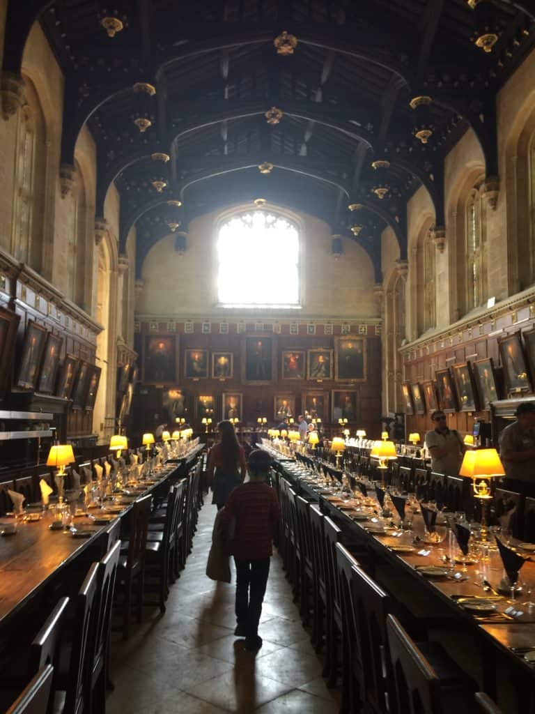 8 IQ Boosting Things To Do In Oxford - Christ Church College.