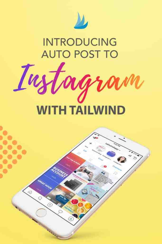 Schedule Instagram Posts & Do More of What You Love. Create. Schedule. Receive Notification on Phone. Post. That's all there is to it! #Pinterest #Tailwind #Instagram #Mompreneur