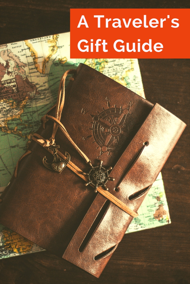 Are you headed abroad? This Traveler's Gift Guide is just for you! Have a look around and find the perfect gift for that globetrotting traveler in your life.