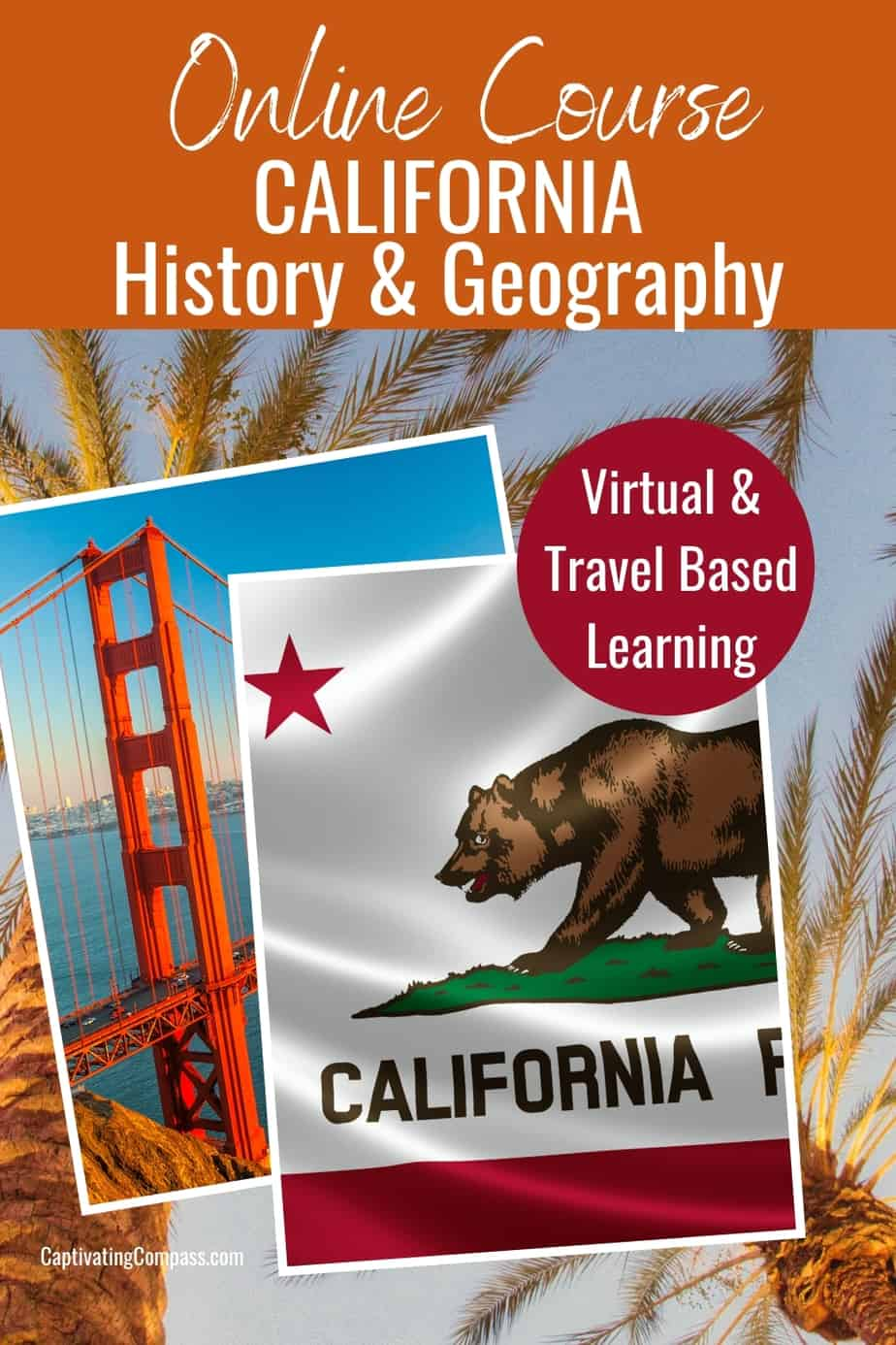 medium resolution of California Online Course 4th-12th Graders   Captivating Compass