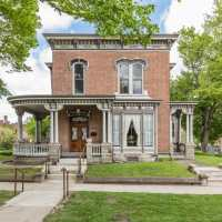 1887 Italianate For Sale In Attica Indiana