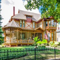 1876 Folk Victorian For Sale In Indianapolis Indiana