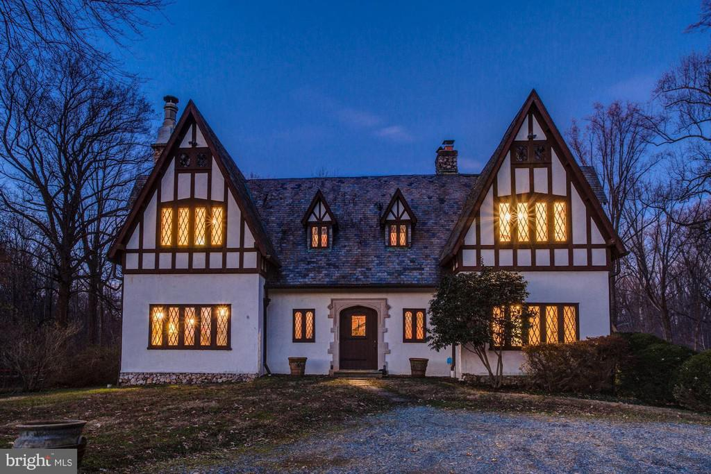 1927 Tudor For Sale In McLean Virginia