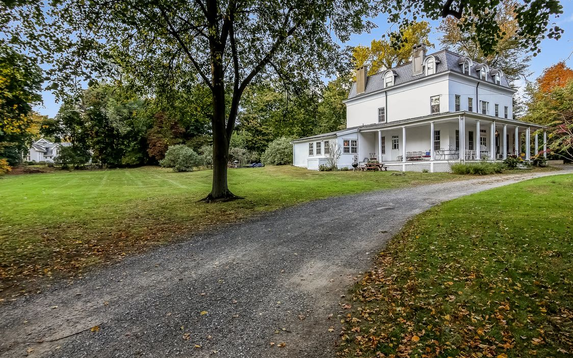 Colonial Home With  Acres In Country Setting For Sale